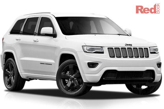 2014 Jeep Grand Cherokee Blackhawk Auto 4x4 MY14