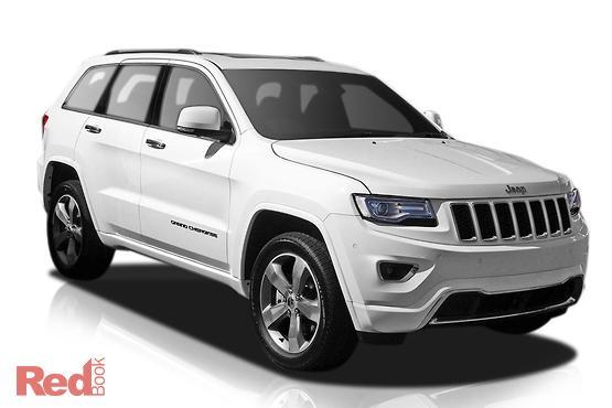 2014 Jeep Grand Cherokee Overland Auto 4x4 MY14