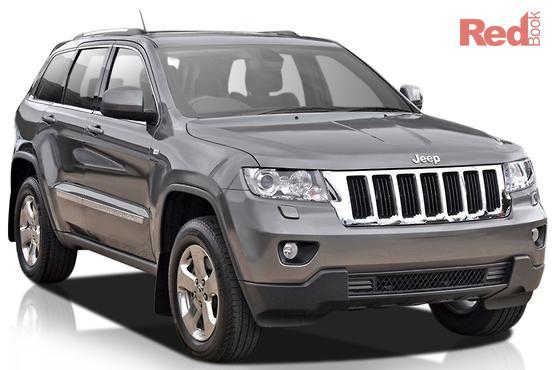 2013 Jeep Grand Cherokee Laredo Auto 4x4 MY13