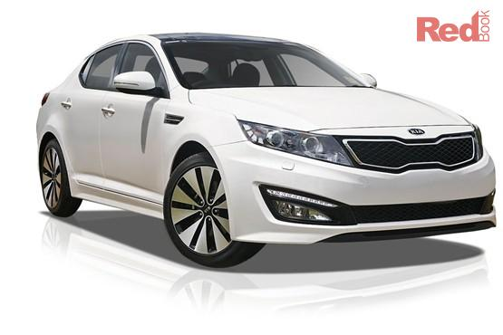 2011 Kia Optima Platinum Auto MY11