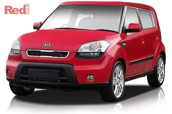 2010 Kia Soul 3 Auto MY10