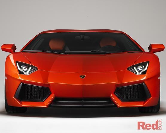 2014 Lamborghini Aventador LP700 4 Auto AWD MY14