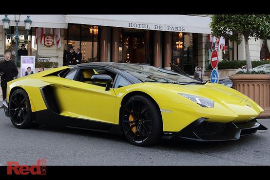 2014 Lamborghini Aventador LP720 4 50 Anniversario Auto AWD MY15