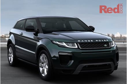 2016 Land Rover Range Evoque Td4 180 Hse Dynamic Manual 4x4 My16 5