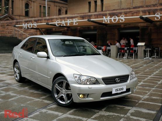 2005 Lexus IS300 Sports Auto MY04.5