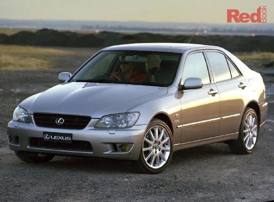 2003 Lexus IS300 Platinum Edition Auto