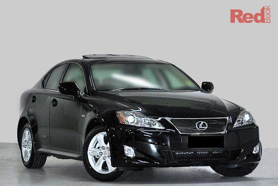 2007 Lexus IS250 Prestige Auto