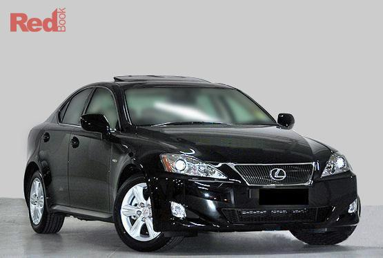 2008 Lexus IS250 Prestige Manual