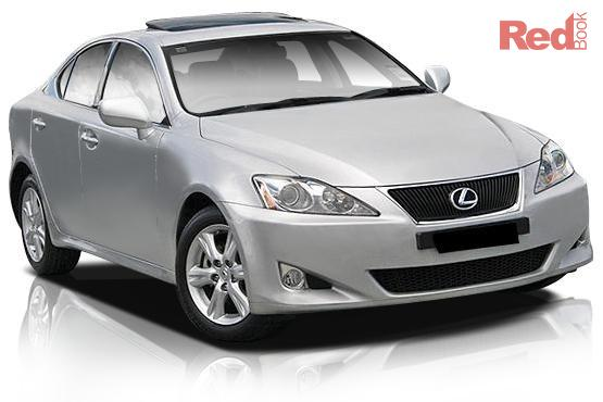 2008 Lexus IS250 Prestige Auto MY09