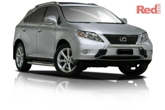 2011 Lexus RX350 Sports Luxury Auto 4x4 MY11