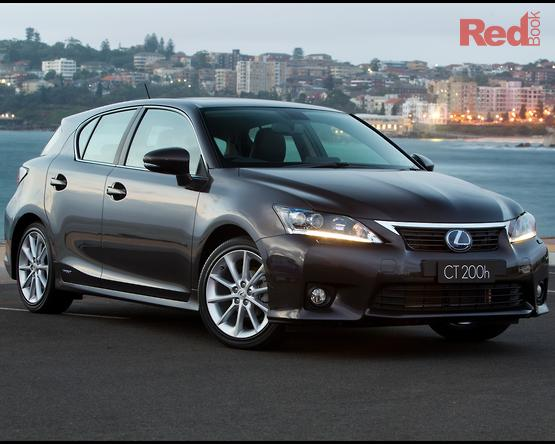 2011 Lexus CT200h Sports Luxury Auto