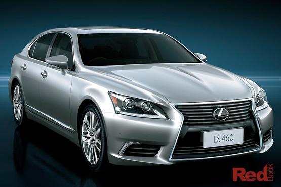 2013 Lexus LS460 Sports Luxury Auto