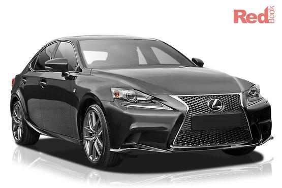 2014 Lexus IS250 F Sport Auto
