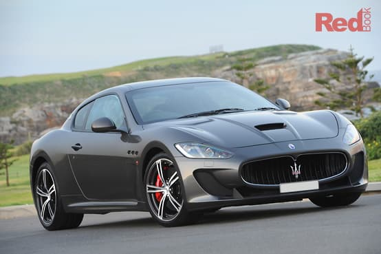 2016 Maserati GranTurismo MC Stradale Auto MY16