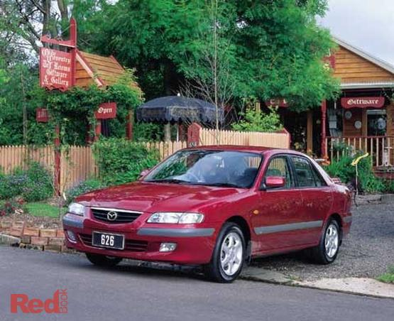 used car research used car prices compare cars redbook com au rh redbook com au 2002 Mazda 626 LX 2001 Mazda 626 Wiring Diagrams