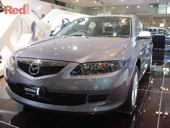 2006 Mazda 6 Classic GG Series 2 Auto
