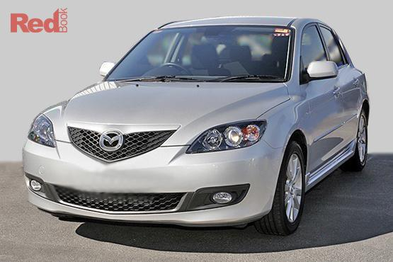 2008 Mazda 3 MZR CD BK Series 2 Manual