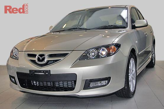 2007 mazda 3 sp23 review