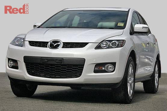 2007 Mazda CX 7 Luxury ER Series 1 Auto 4WD MY07