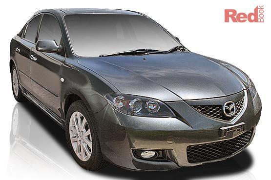 2006 Mazda 3 Maxx BK Series 2 Auto