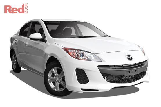 2012 Mazda 3 Neo BL Series 2 Auto MY13