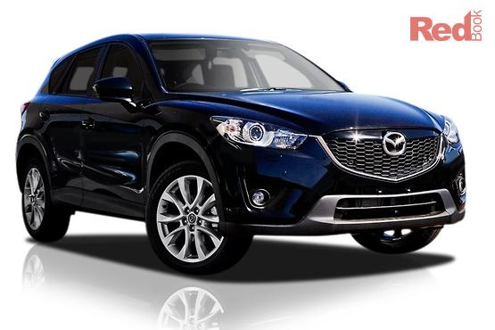 2014 Mazda CX 5 Grand Touring KE Series Auto AWD MY14