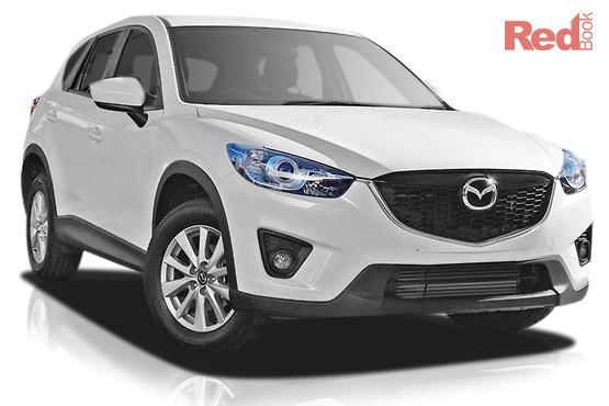 2014 Mazda CX 5 Maxx Sport KE Series Auto AWD MY14
