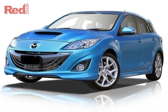 Amazing 2010 Mazda 3 MPS Luxury BL Series 1 Manual