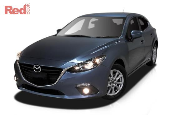 2015 Mazda 3 Maxx BM Series Auto