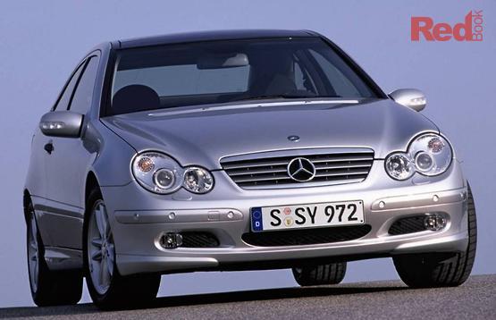 2002 Mercedes Benz C230 Kompressor Sports Manual MY03