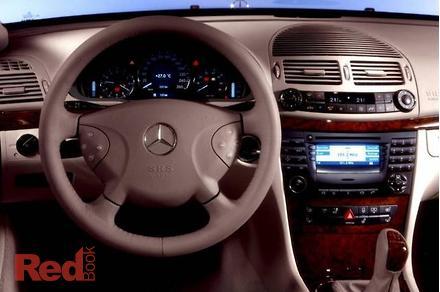 2003 Mercedes E320 Throttle Position Sensor Location