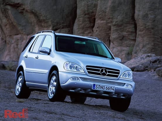 2002 Mercedes Benz ML320 Classic Auto 4x4 MY02