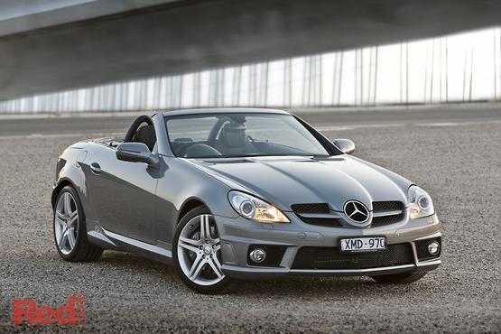 Mercedes benz slk300