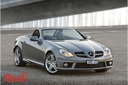 Mercedes Benz Slk Auto My