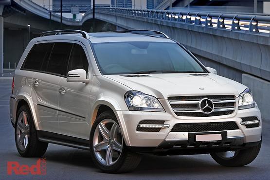 2011 Mercedes Benz GL450 CDI Luxury Auto 4x4 MY11