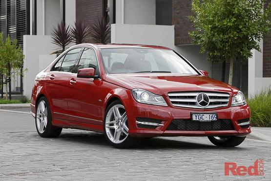 2011 Mercedes Benz C250 BlueEFFICIENCY Avantgarde Auto MY11