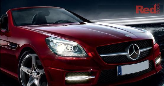 2011 Mercedes-Benz SLK-Class SLK250 BlueEFFICIENCY Auto