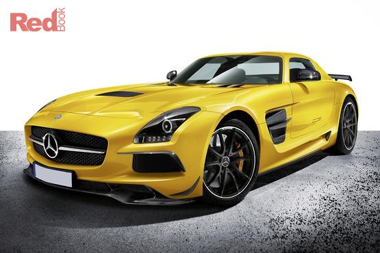 Mercedes benz sls amg price