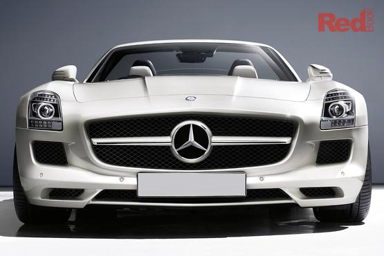 2014 Mercedes Benz SLS AMG Auto