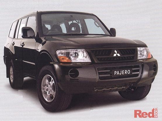 2006 Mitsubishi Pajero GLX NP Auto 4x4 MY06