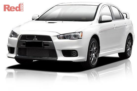 Wonderful 2010 Mitsubishi Lancer Evolution MR CJ Auto 4WD MY11
