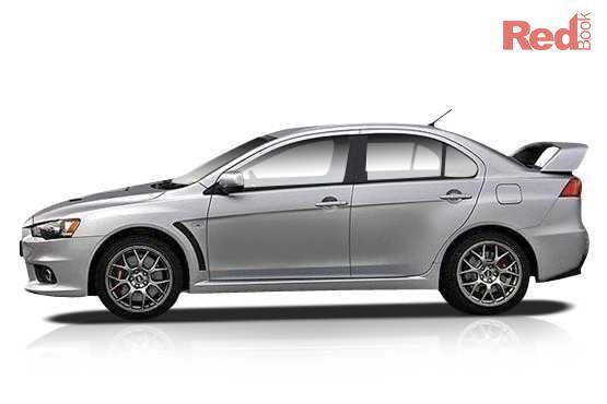 2013 Mitsubishi Lancer Evolution 4dr Sdn Man GSR Overview - Roadshow