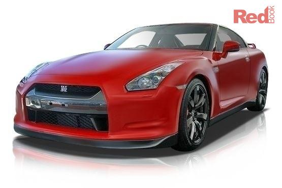 Beautiful 2009 Nissan GT R Premium R35 Auto AWD