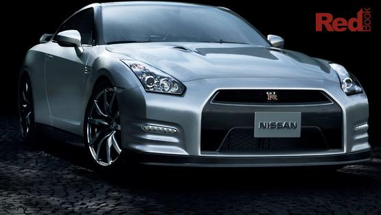 2013 Nissan GT R Premium R35 Auto AWD MY13