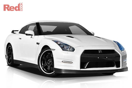 2013 Nissan GT R Black Edition R35 Auto AWD MY13