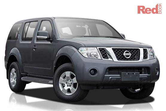 2013 Nissan Pathfinder ST R51 Manual 4x4