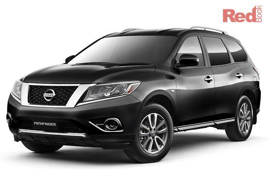 2013 Nissan Pathfinder ST R52 Auto 4WD MY14