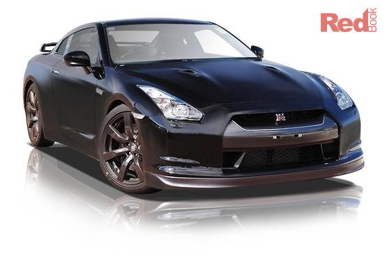 2010 Nissan GT R Premium R35 Auto AWD