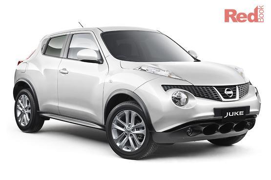 2014 Nissan JUKE ST F15 Auto 2WD MY14