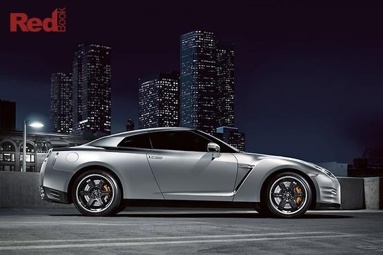 2014 Nissan GT R Black Edition R35 Auto AWD MY15